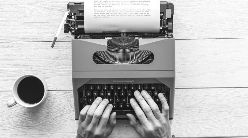 Vi agerar både projektledare och chefredaktör för era texter