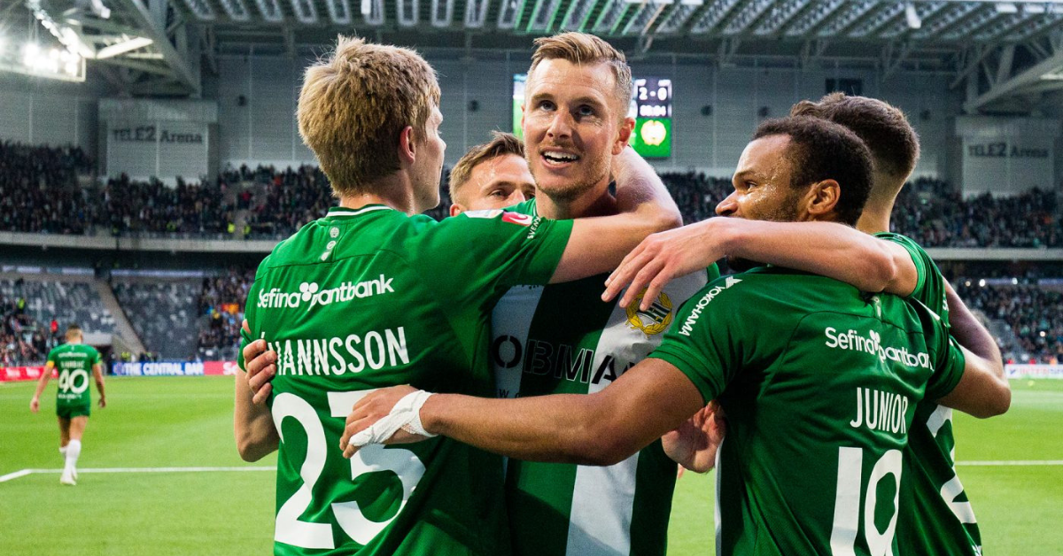 Hammarby siktar på guld i Allsvenskan